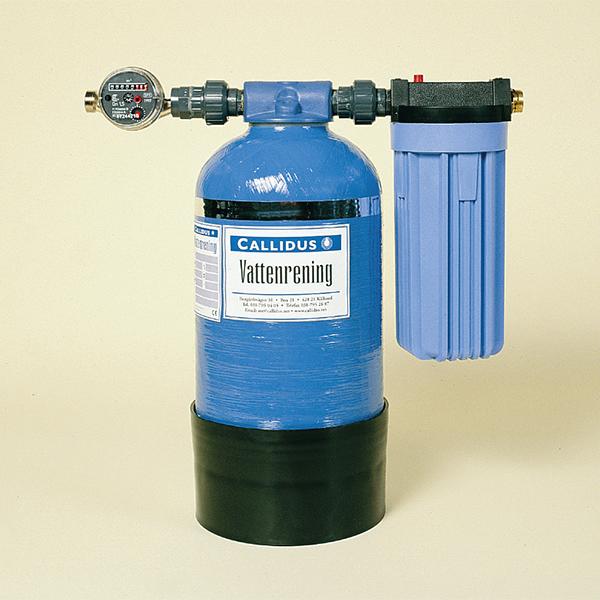 Prima C-10 vattenfilter mot fluorid - Callidus Vattenrening RL-07