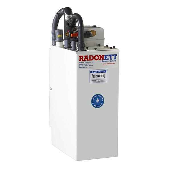 Välkända Radonett vattenfilter mot radon - Callidus Vattenrening AB-32